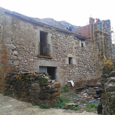 Rehabilitación de Casa Rural 2
