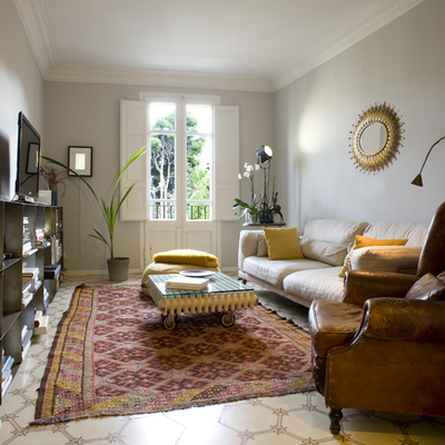 Ideas y fotos de salones de estilo ecl ctico en barcelona for Decoracion hogar tarragona