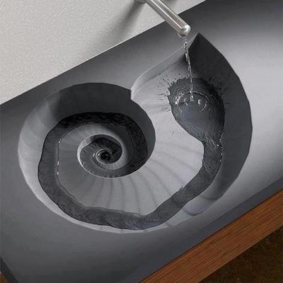 Lavabo fóssil