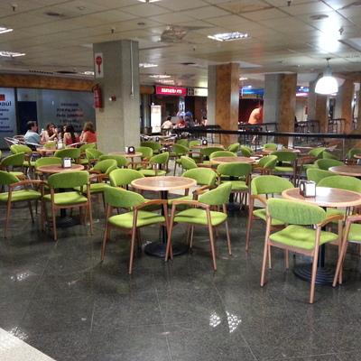 Cafeteria en centro Fnac.