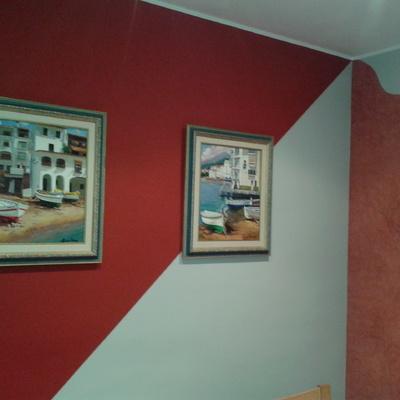 paredes de salon