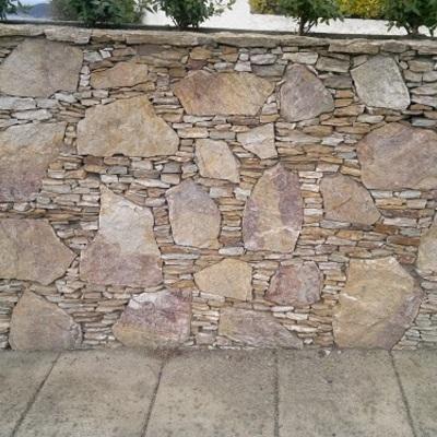 Paret de pedra