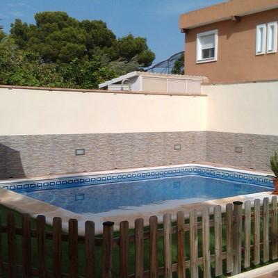 Realizacion de piscina