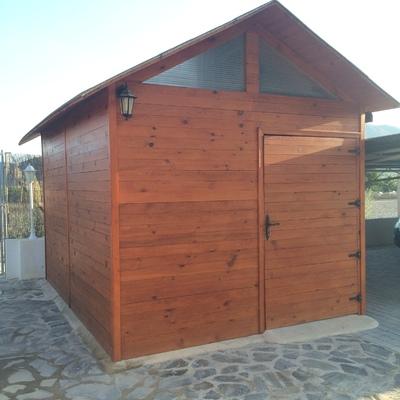 Presupuesto construir caseta online habitissimo for Hacer caseta jardin
