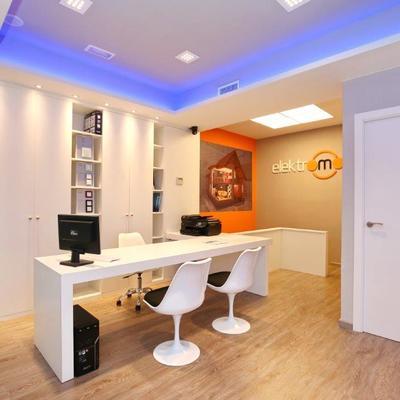 Instalación eléctrica completa para local comercial
