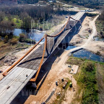 Puente Av. Josep Tarradellas