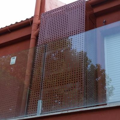 Protector compresor aire acondicionado