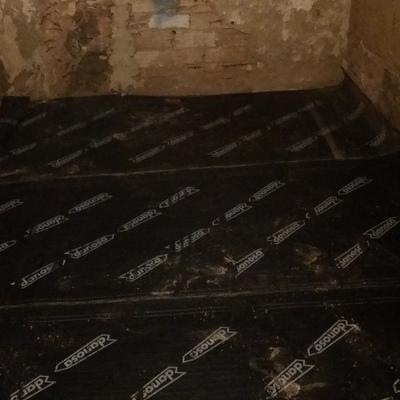 impermeabilizacion     de suelo