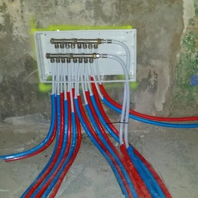 Colectores para calefacción por radiadores 1