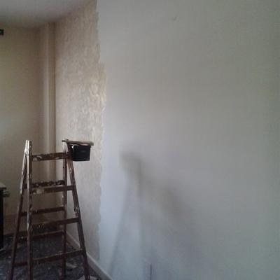 pared comedor