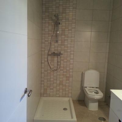 Reforma baño 2/2 terminado