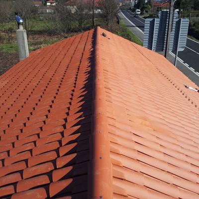 Precio retirar tejados fibrocemento uralita habitissimo - Cambiar tejado casa antigua ...