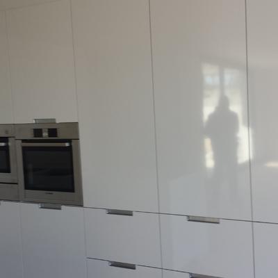 Muebles de cocina panelados