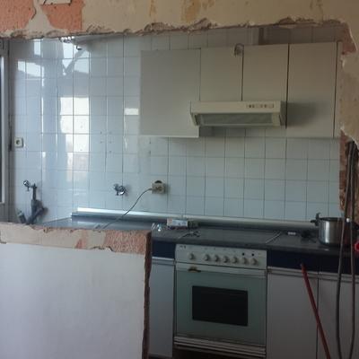 Reforma de salon y cocina - Foto 3