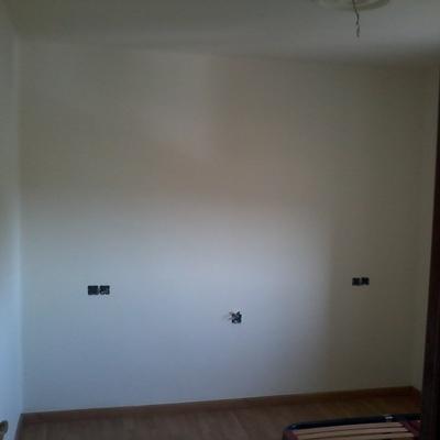 pintura en interior
