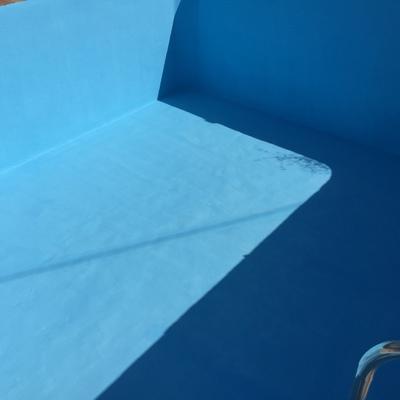 Pintura piscinas