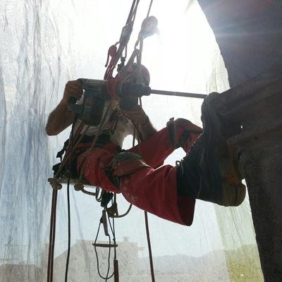Trabajos de la construcción