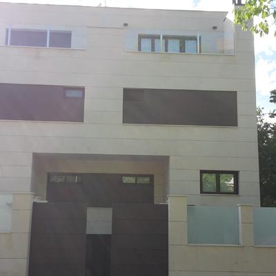 2 viviendas unifamiliares -Madrid