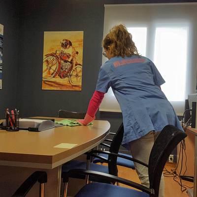 Limpieza y Mantenimiento de Centros de Negocios
