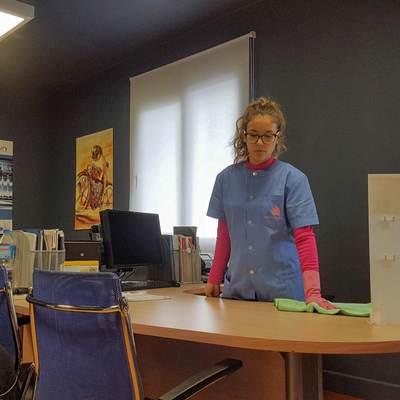 Limpieza y Mantenimiento de Oficinas y Despachos