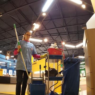 Limpieza y Mantenimiento de Tiendas, Comercios, Negocios, Locales, etc...