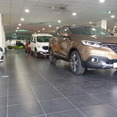 Concesionario Renault.