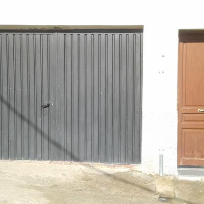 fachada antes de cambiar puertas