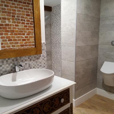 lavabo y urinario