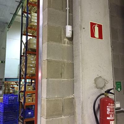Seguridad Industrial y Extintores