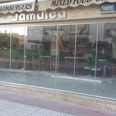 El cambio de un restaurante