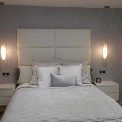 Habitación reformada y decorada