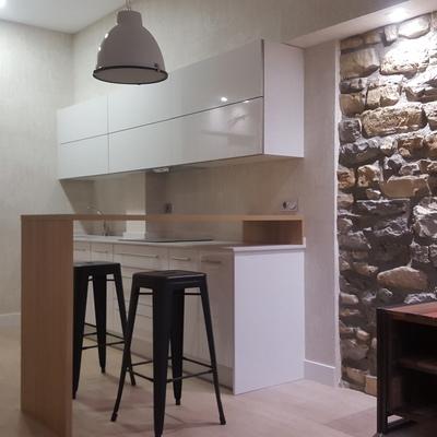 Reforma completa de vivienda tipo loft