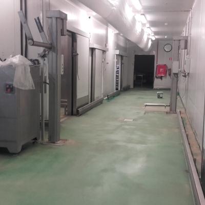 pavimento industrial