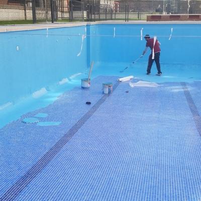 Impermeabilizaciones de piscinas con fibra de vidrio