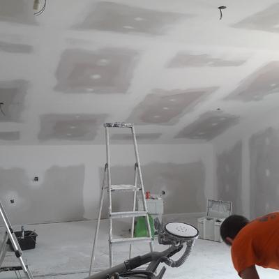 instalación de pladur