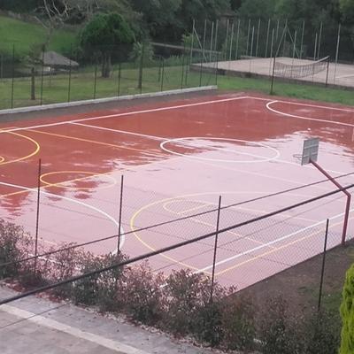 pistas deportivas