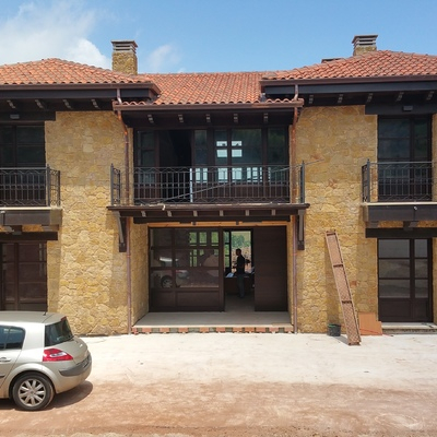 chalet completo