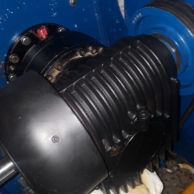 Reparación y montaje reductora