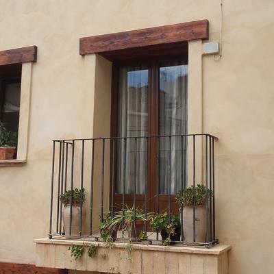 Balcon rectangular