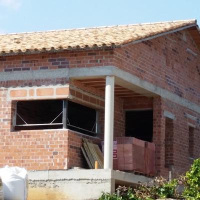 Vivienda Unifamiliar en construcción