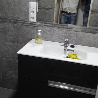 Reforma plato de ducha