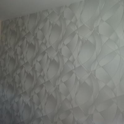 empapelar pared dormitorio