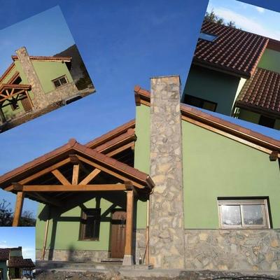 Construccion de viviendas unifamiliares