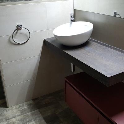 Solados y Alicatados Moya,S.L Baño 14