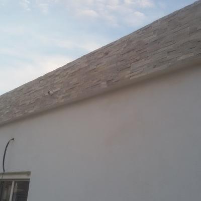 Alicatado de fachada