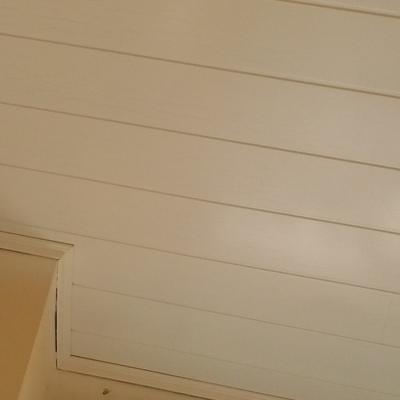 Esmaltado de techo con esmalte titanlak al agua