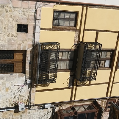 REHABILITACION VIVIENDA S.XVIII, Medina de Pomar (Burgos)