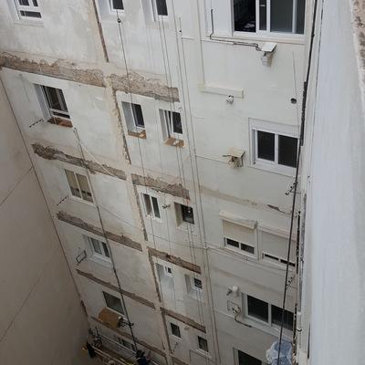 Rehabilitación de bloque A4453