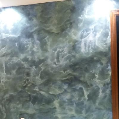 pared decorativa
