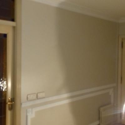Interior baqueton